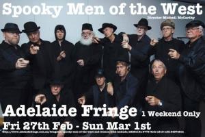 Adelaide Fringe 2015