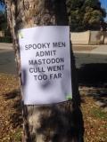 "Headline - ""Mastodon Cull"""