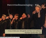 Secrets of Mansinging #11