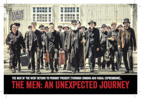 The Men: An Unexpected Journey