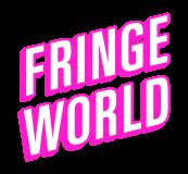 Fringe World Pink Logo